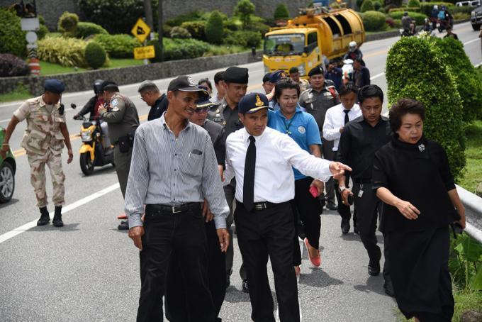 Après l'accident de car, le gouverneur de Phuket ordonne de revoir la sécurité a Patong Hill