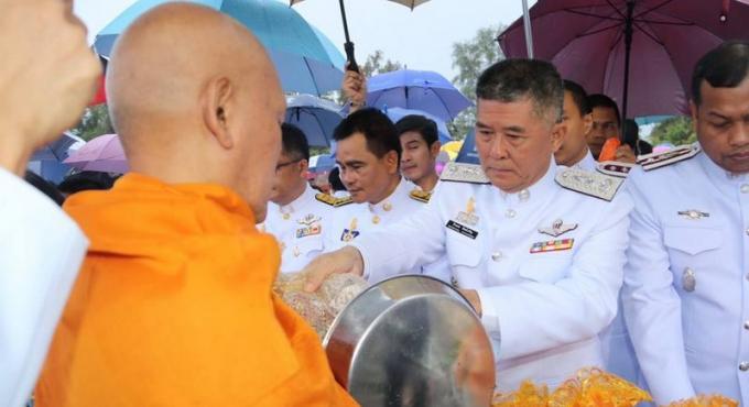 Phuket célèbre l'anniversaire de la Reine et la fête des mères