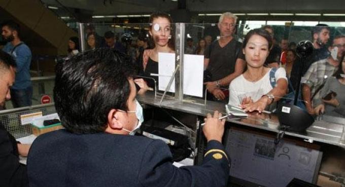 Le premier ministre Prayut appelle l'armée a la rescousse de l'immigration