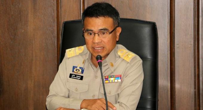 Le gouverneur de Phuket ordonne l'installation de radars a Patong Hill