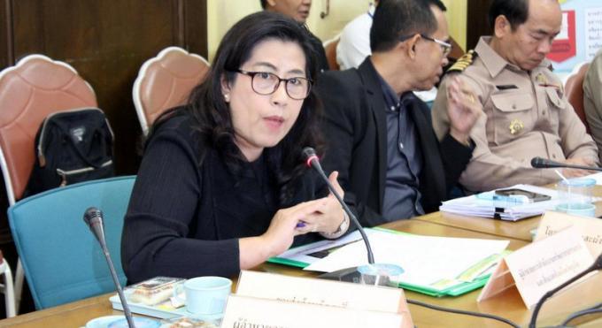 Le responsable de l'environnement a Phuket met en garde face a une gestion calamiteuse des déchet