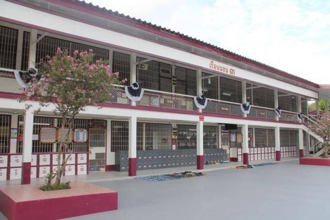 La prison de Phuket 'clean'