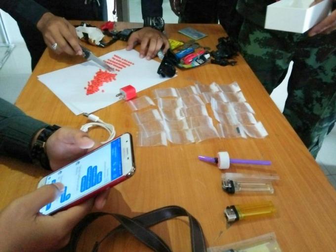 La police de Phuket arrête deux dealers