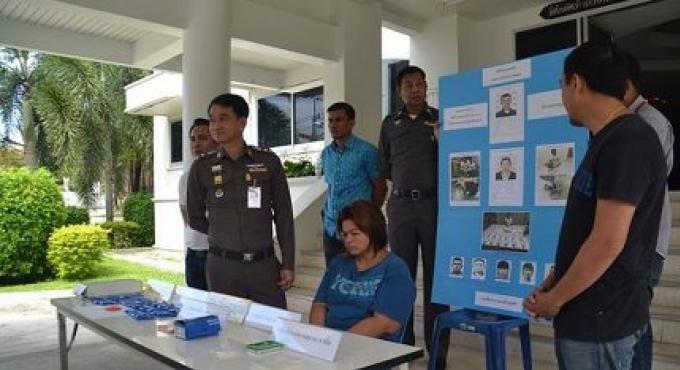 Une femme arrêtée après avoir repris le réseau de drogue de son père à Phuket