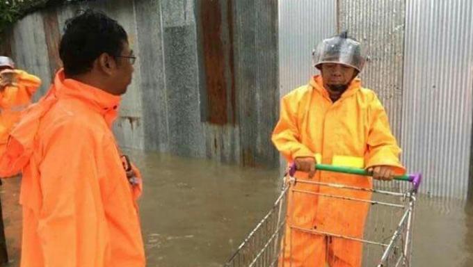 Le gouverneur de Phuket met en garde contre les fortes pluies de la tempête Pakhar