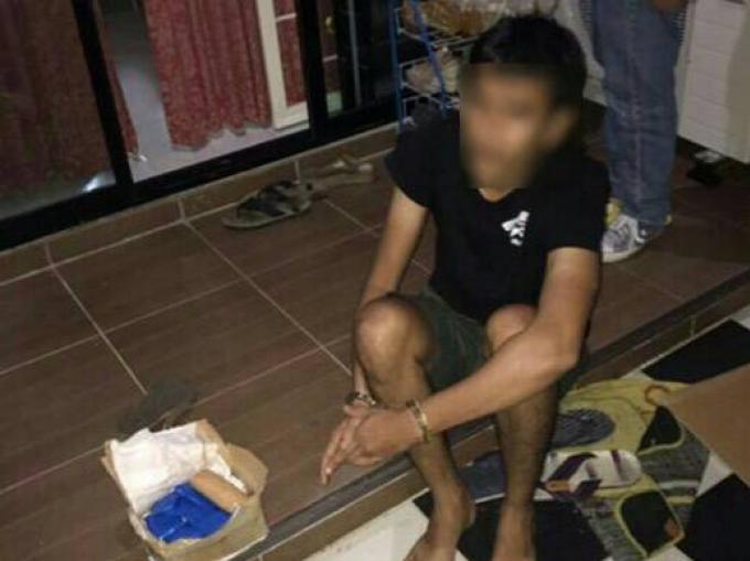 Deux thais arrêtés a Patong pour possession de drogue