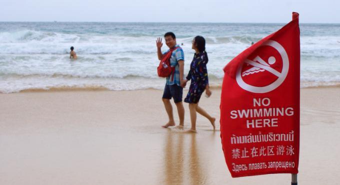 Les sauveteurs de Phuket manifestent contre les coupes budgétaires