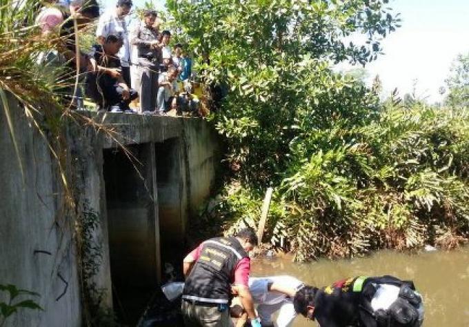 Un corps non identifié trouvé sous un pont dans le nord de Phuket