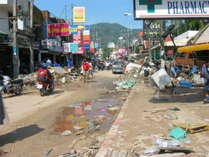 Opinion:Phuket doit se préparer à la réduction imminente de catastrophe