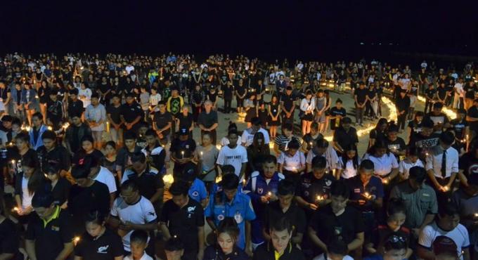Phuket rendra hommage au précédent Roi a Saphan Hin les 13 et 14 Octobre
