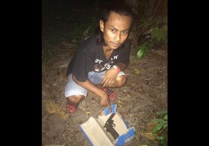 Le neveu arrêté pour le tir de la propriétaire de la boutique de fruits de Phuket