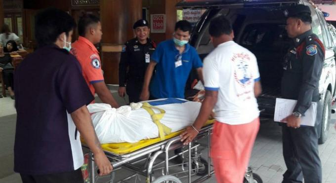 Un touriste chinois meurt pendant une excursion a Racha Noi