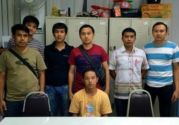 L'Homme recherché pour un assassinat à Nakorn Sri Thammarat a été arrêté à Phuket