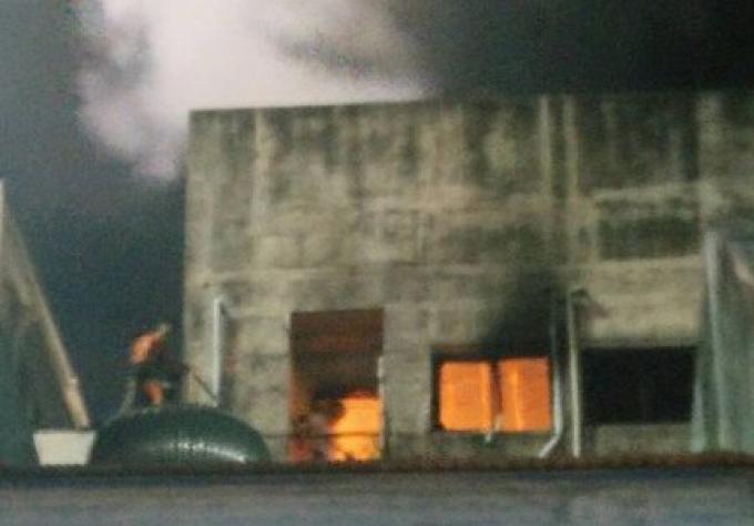 Un Incendie éclate dans une chambre d'hôtel de Patong