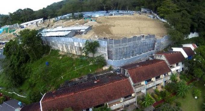 Un développeur de condo de Phuket ordonné à consolider le