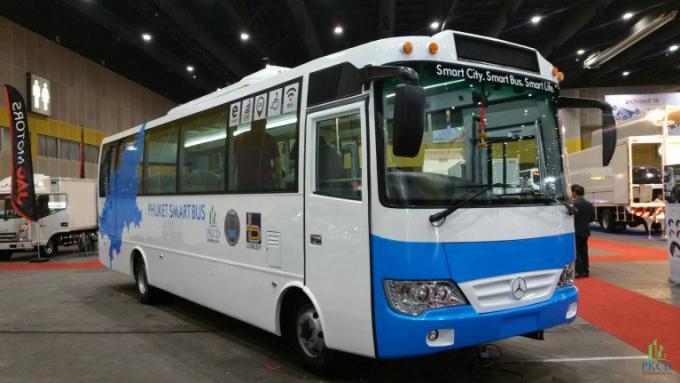 Le test des smartbus reporté pour ajuster les détails