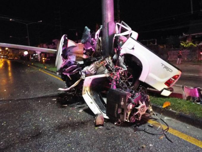 Un mort et un blessé dans un accident de pickup