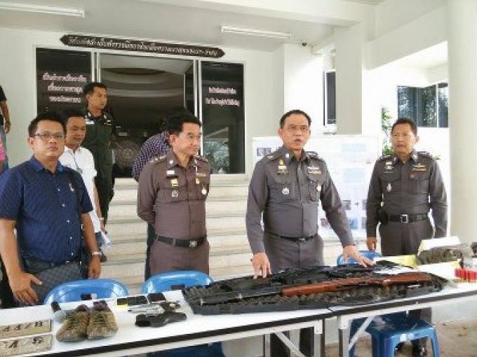 La police annonce des arrestations, pour un assassinat du à un litige foncier