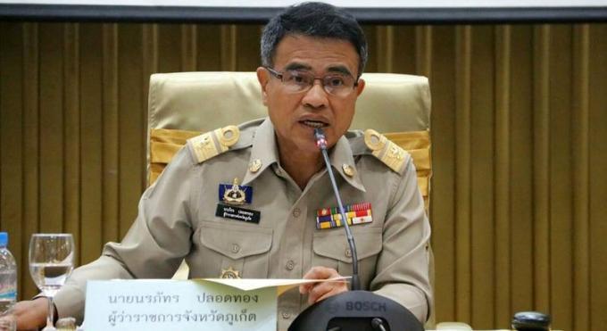 Le gouverneur de Phuket prend des mesures après les alertes aux inondations