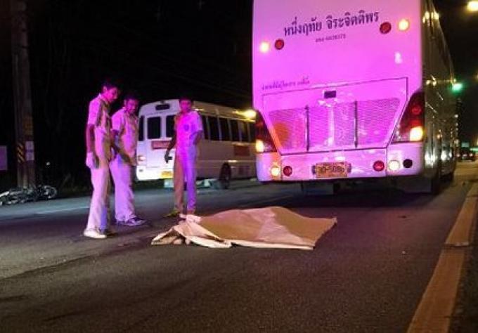 2 hommes morts dans une collision avec un Bus