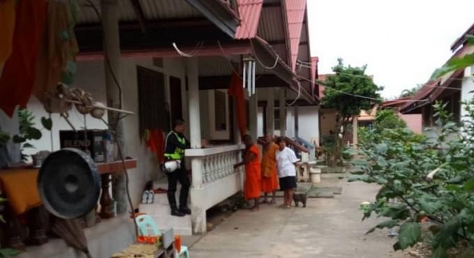 Un moine de 61 ans retrouvé pendu