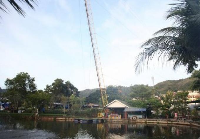 Un homme Koweïtien meurt dans une tragique chute de saut à l'élastique de Phuket