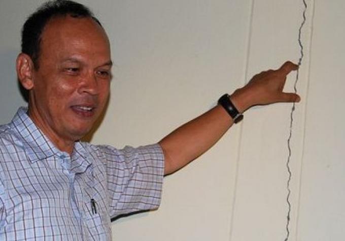 Les fonctionnaires de Phuket se préparent pour l'exercice d'urgence en cas de tremblements