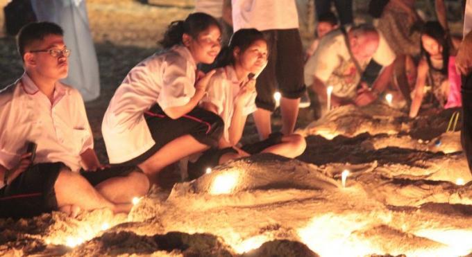 13èmes cérémonies en mémoire du tsunami