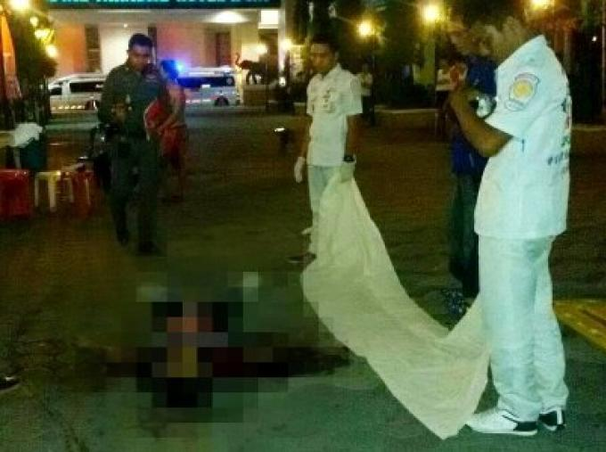 Un garçon de 17 ans, avoue avoir donner des coups de couteau mortels à Patong