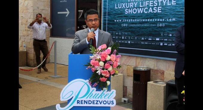 Phuket RendezVous à Royal Phuket Marina