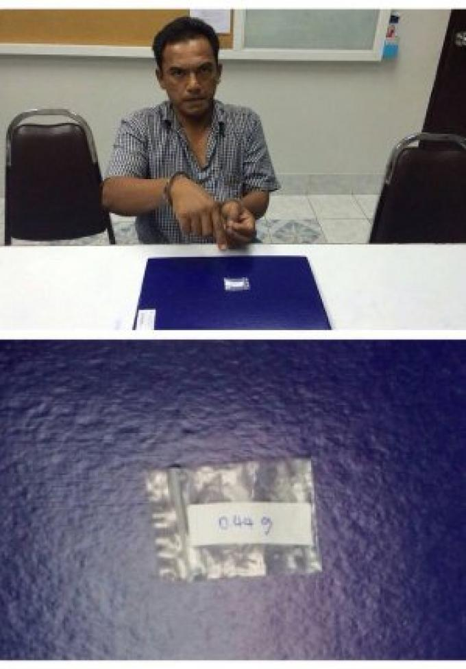 Cinq hommes arrêtés pour des délits de drogue dans la ville de Phuket