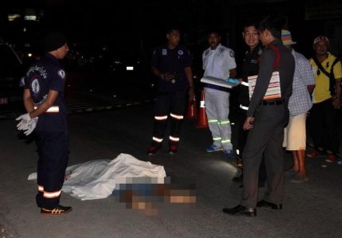 Un employé d'un hôtel de Phuket abattu devant des dizaines de témoins après une querelle d'ivrog