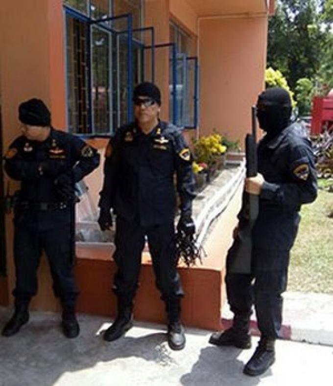 Un prisonnier tué après une émeute dans une prison de Songkhla