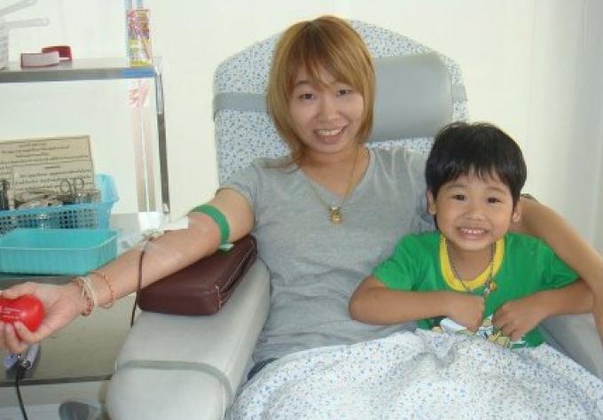 PRBC lance l'évènement des donneurs de sang du monde