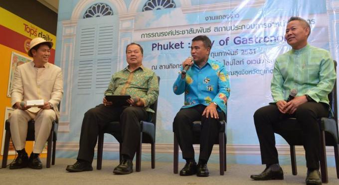 Phuket promeut son statut de 'Ville de la Gastronomie' de l'Unesco