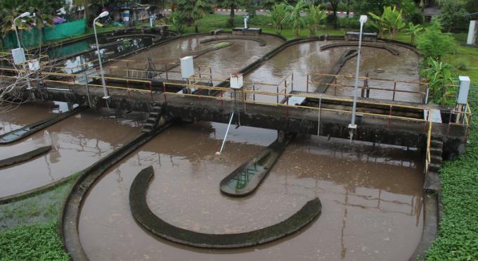 Des eaux usées déversées directement dans la baie de Patong