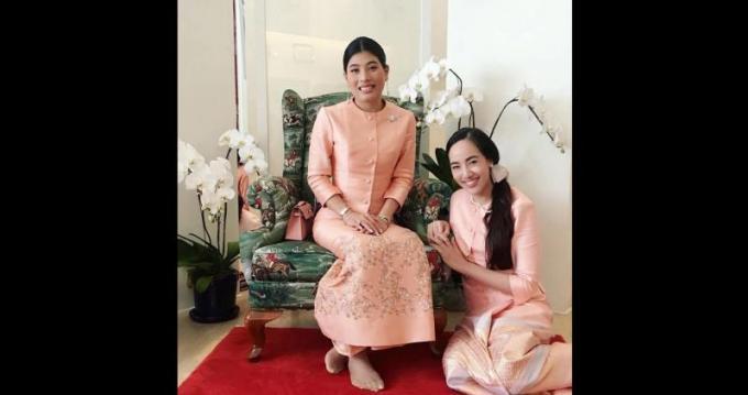 SAR la Princesse Sirivannavari à Phuket