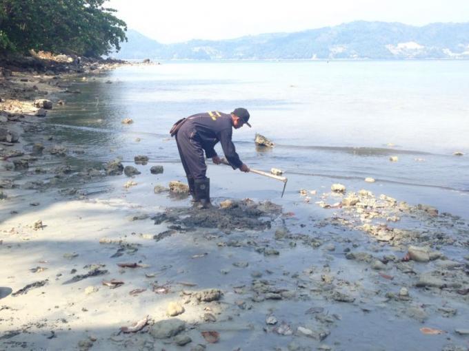 Le gouverneur et la maire de Patong doivent résoudre rapidement le problème des eaux usées dans l
