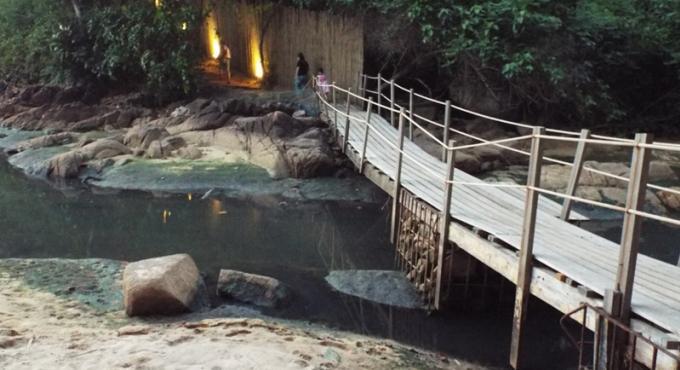 Eaux usées, les habitants de Nai Thon réclament des mesures