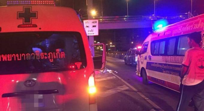 Un chinois meurt dans un accident de scooter