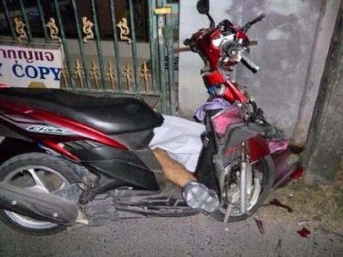 Fatal accident de scooter à Phuket une nouvelle victime