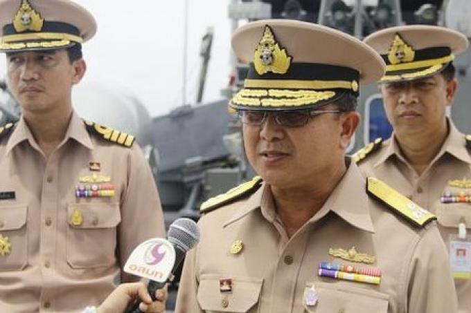 Des Patrouilles de la Thai Navy pour les migrants Rohingyas, continuent au nord de Phuket