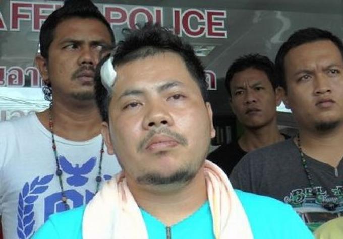 Un garde de sécurité d'une Discothèque prétendument attaqué par des policiers