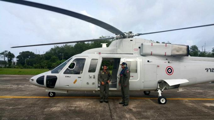 La marine poursuit les recherches pour retrouver la chinoise disparue