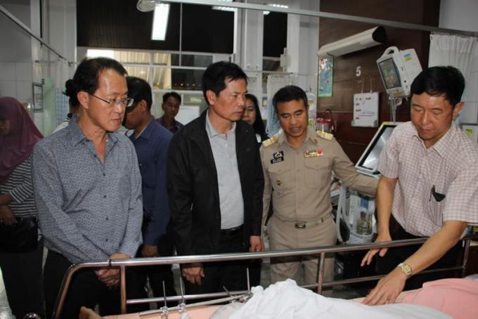 Le Comité Enquête Accident en charge de l'enquête sur le crash