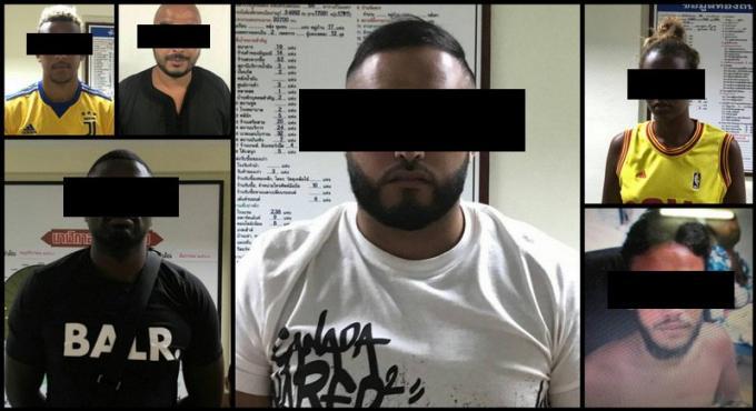 Les suspects français doivent donner leurs dépositions à propos de la 'vidéo de demande de ran