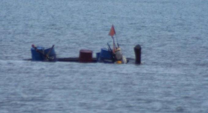 Un pêcheur birman meurt dans le naufrage de son navire au large de Phuket
