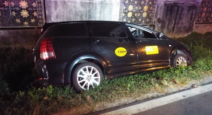 La police réfute l'histoire de l'accident du chauffeur de taxi