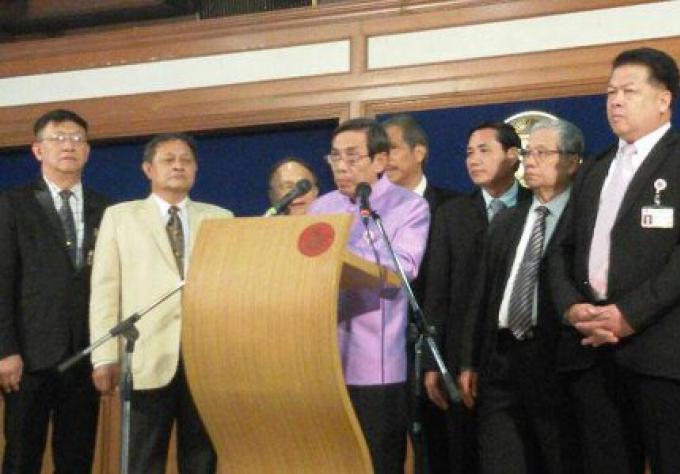 12 conseillers de réforme veulent des casinos