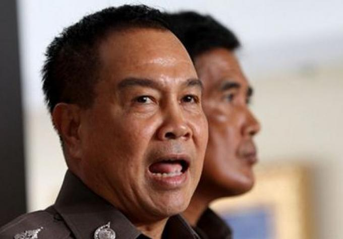 Le chef de Police prête l'assistance de la légalisation des casinos